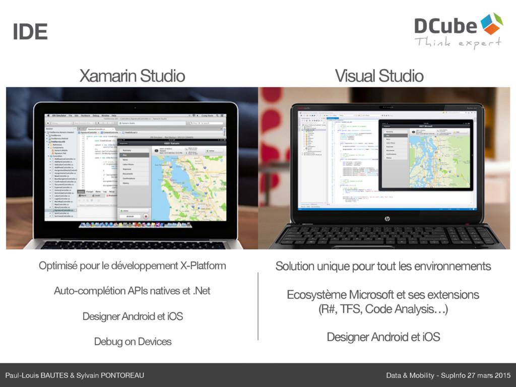 Data & Mobility - SupInfo 27 mars 2015 Paul-Lou...