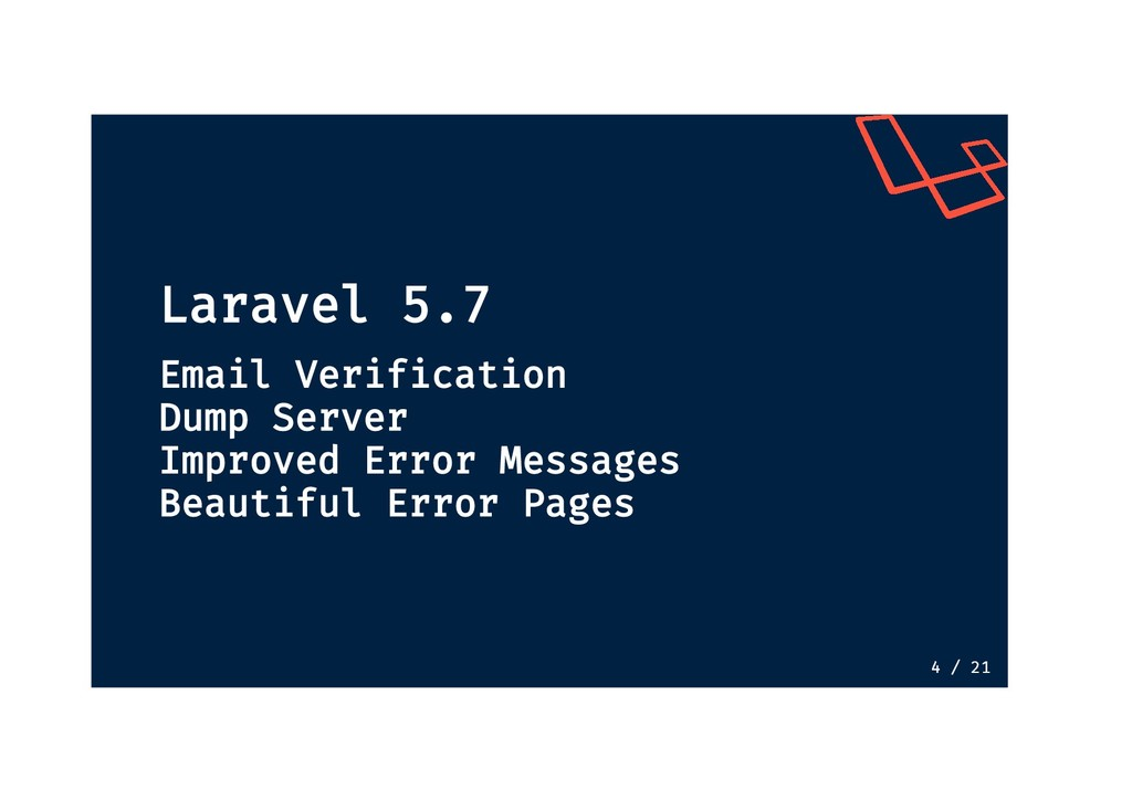 Laravel 5.7 Laravel 5.7 Email Verification Emai...
