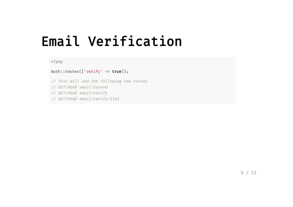Email Verification Email Verification <?php <?p...