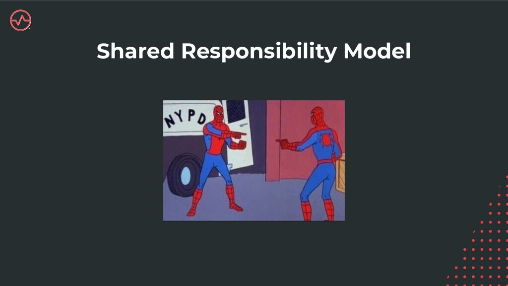 Shared Responsibility Model