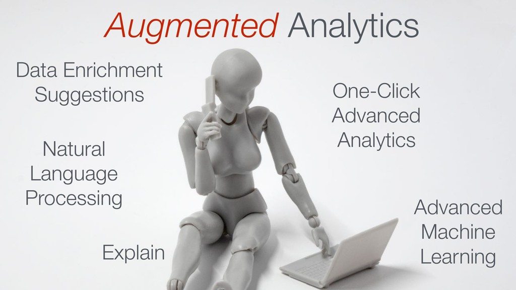 Augmented Analytics Data Enrichment Suggestions...