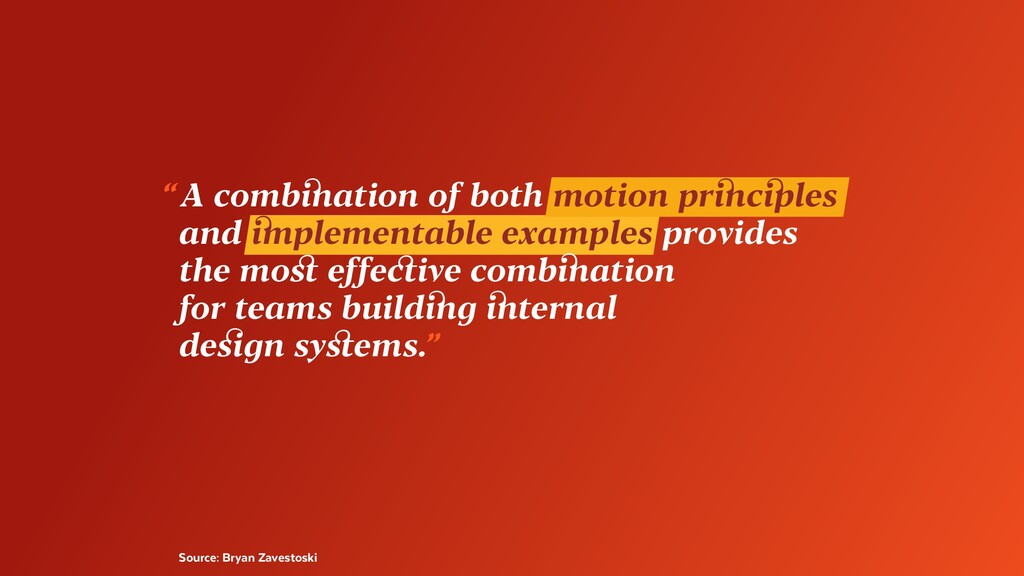 """ A combination of both motion principles and i..."