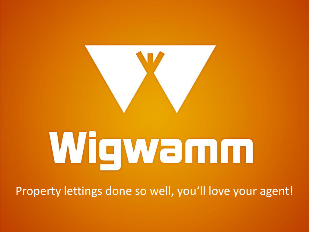 Property lettings done so well, you'll love you...