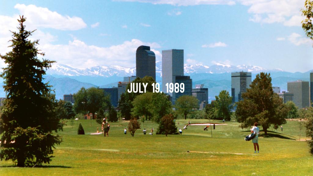 July 19, 1989