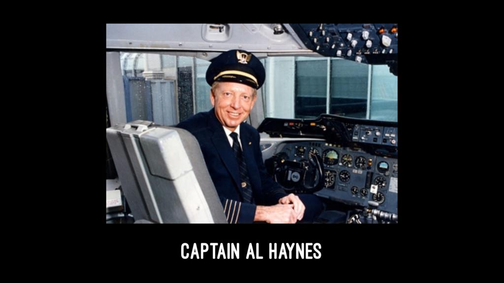 Captain Al Haynes