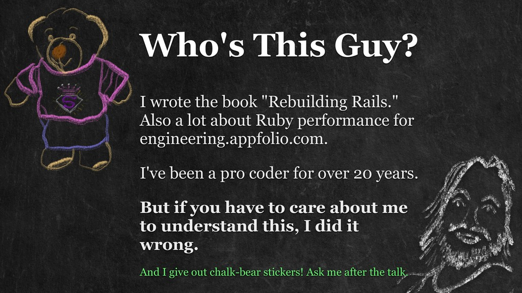 """Who's This Guy? I wrote the book """"Rebuilding Ra..."""