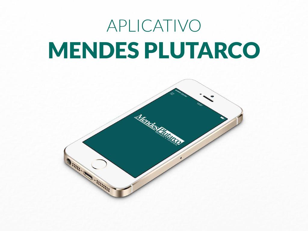 Aplicativo Mendes Plutarco