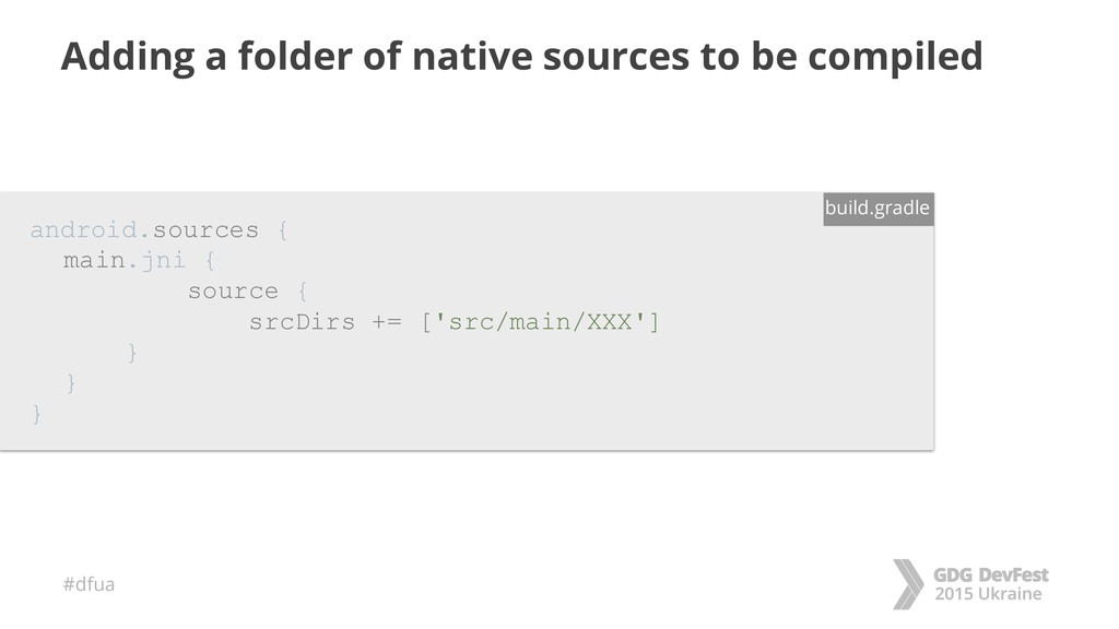 #dfua Adding a folder of native sources to be c...