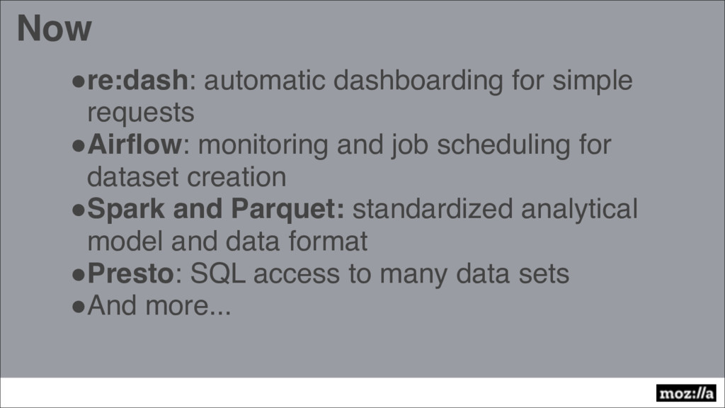 !re:dash: automatic dashboarding for simple req...