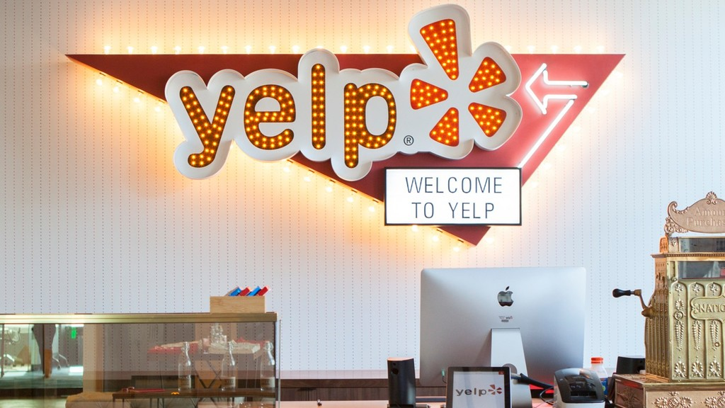 YELP CORP DECK Footnote should go here