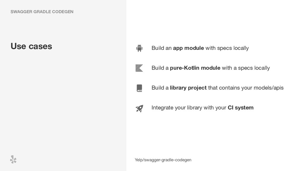 Build an app module with specs locally  Build a...