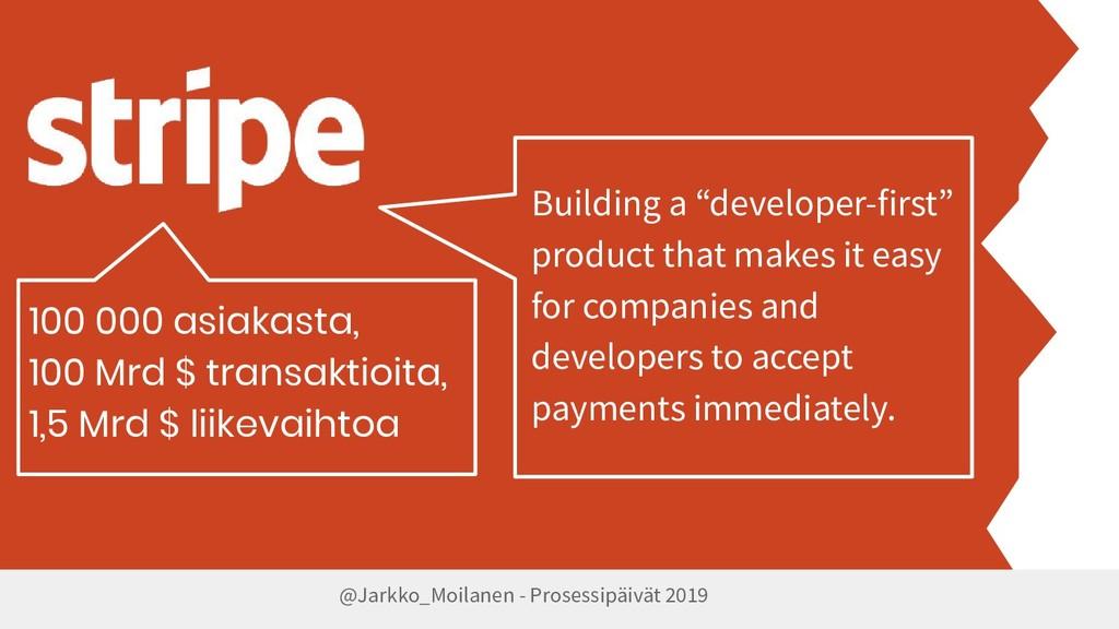 @Jarkko_Moilanen - Prosessipäivät 2019 Building...