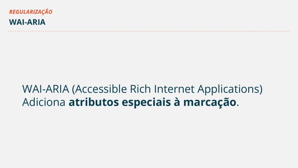 WAI-ARIA (Accessible Rich Internet Applications...