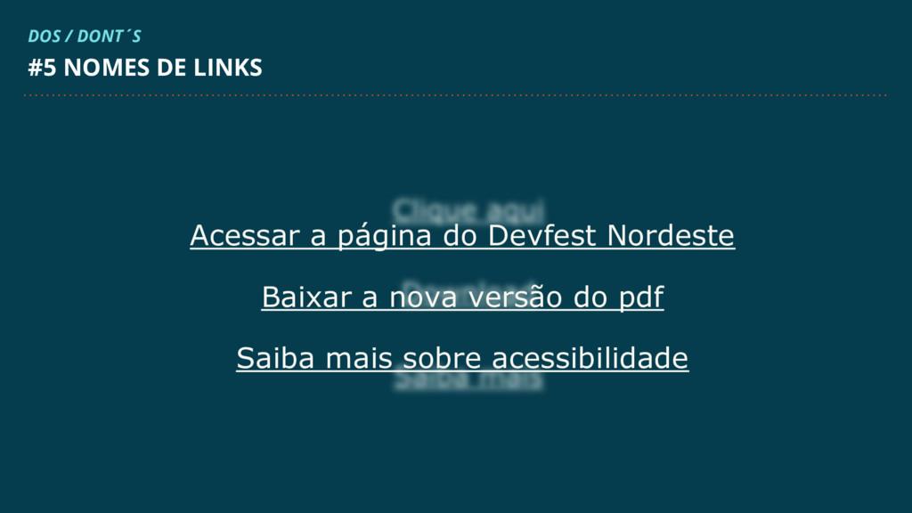 Acessar a página do Devfest Nordeste Baixar a n...