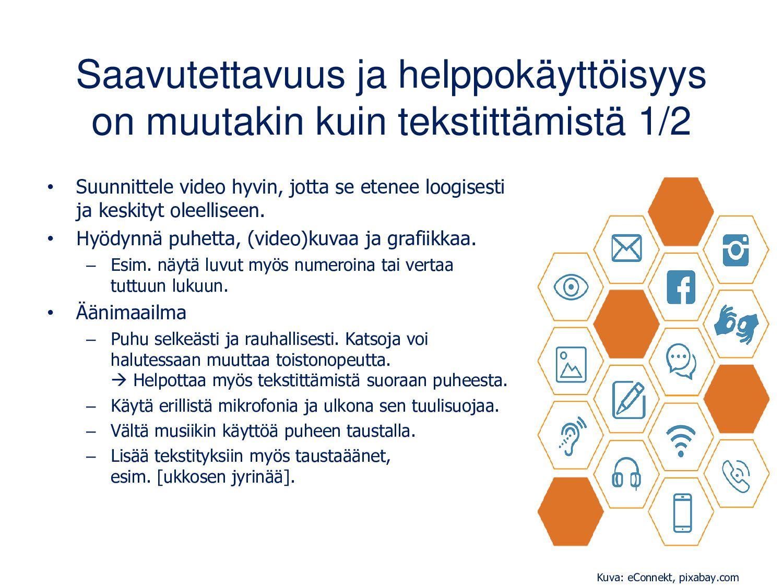 YouTubeen voi lisätä tekstitykset useilla eri k...