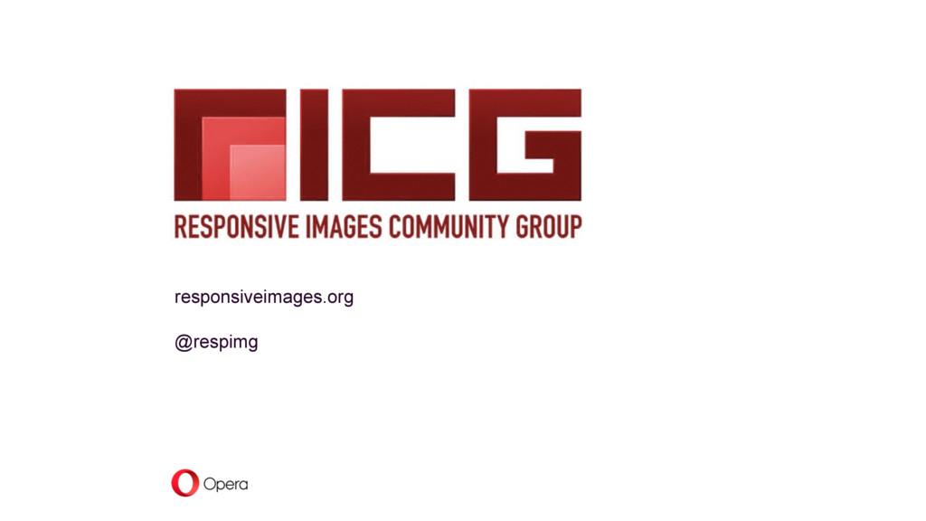 responsiveimages.org @respimg