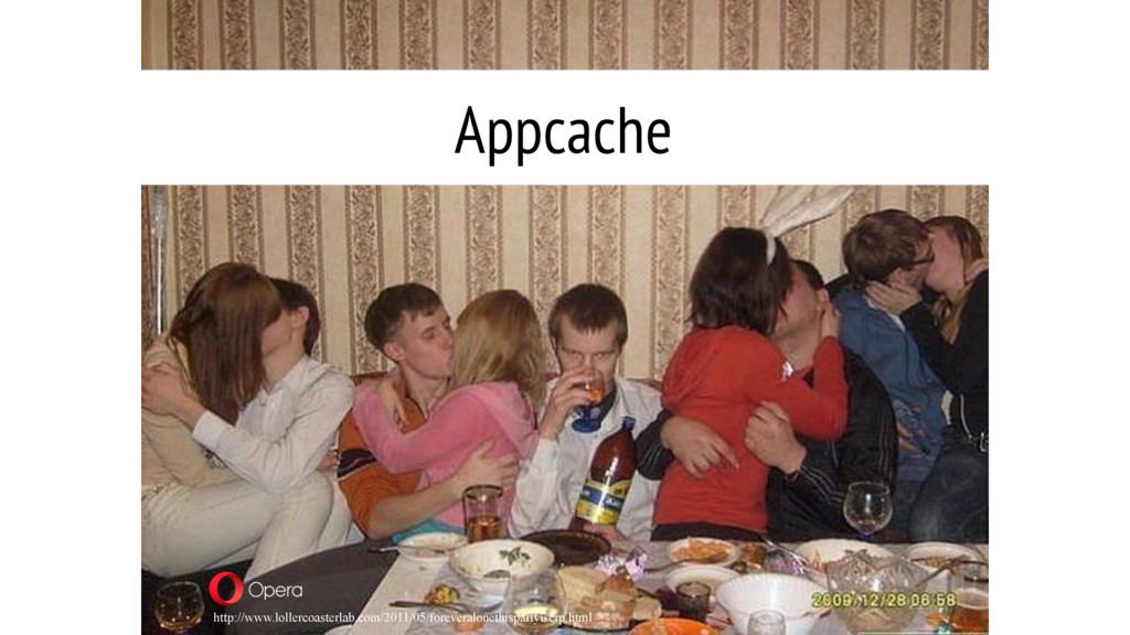 Appcache http://www.lollercoasterlab.com/2011/0...