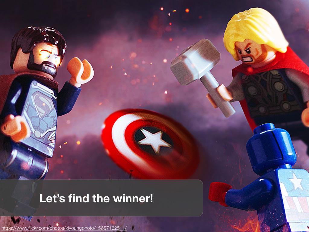 Let's find the winner! https://www.flickr.com/pho...