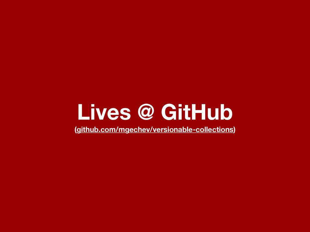 Lives @ GitHub (github.com/mgechev/versionable-...