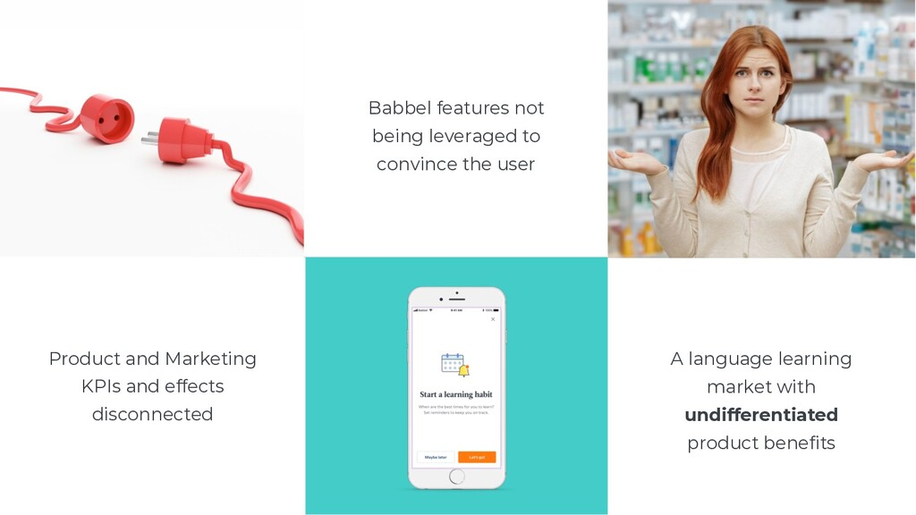 9 Babbel features not being leveraged to convin...