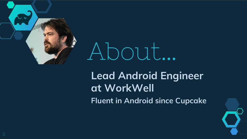 About… Lead Android Engineer at WorkWell Fluent...