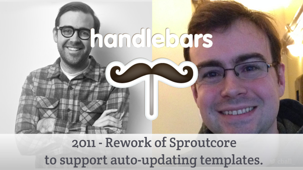 cball_ 2011 - Rework of Sproutcore to support a...