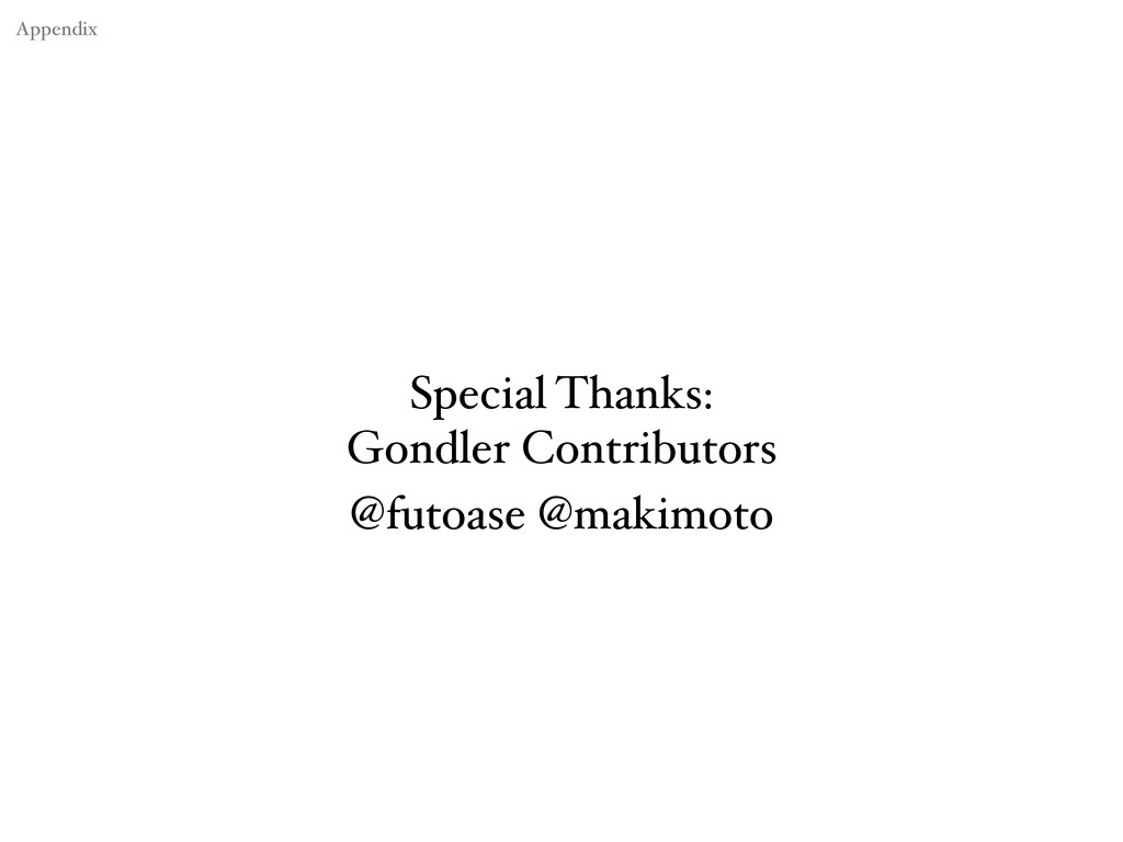 Special Thanks: Gondler Contributors @futoase @...