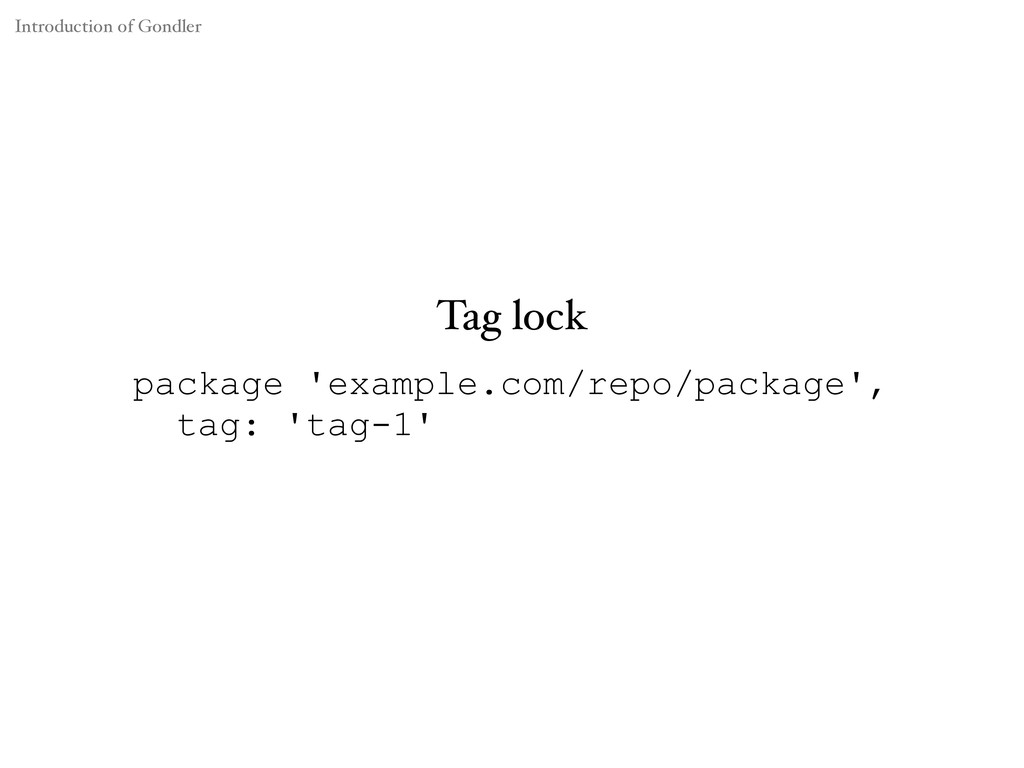 package 'example.com/repo/package', tag: 'tag-1...