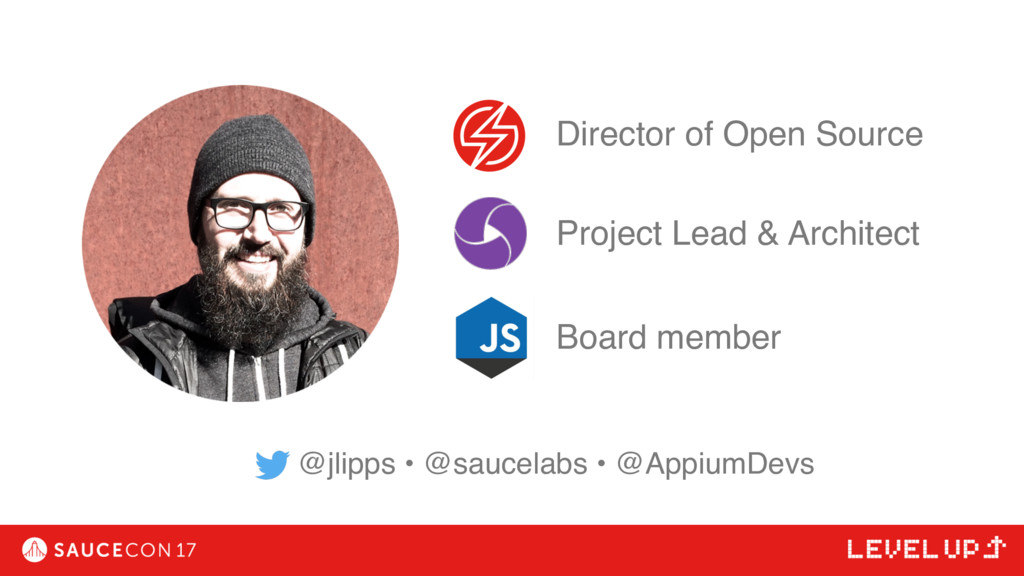 Director of Open Source Project Lead & Architec...