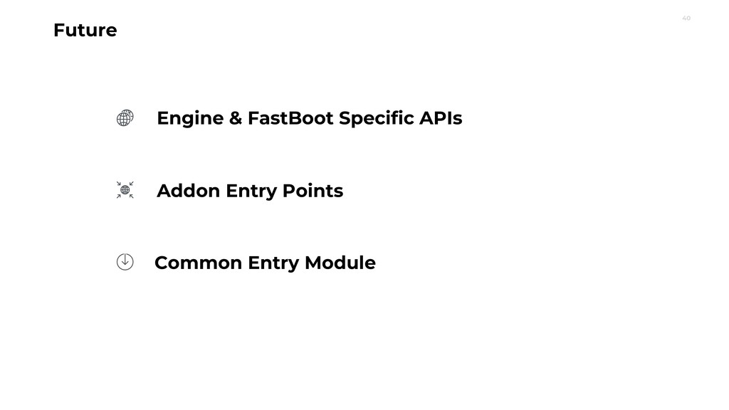 40 Future Addon Entry Points Engine & FastBoot ...