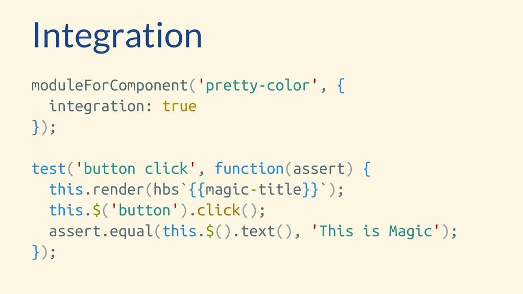 Integration moduleForComponent('pretty-color', ...