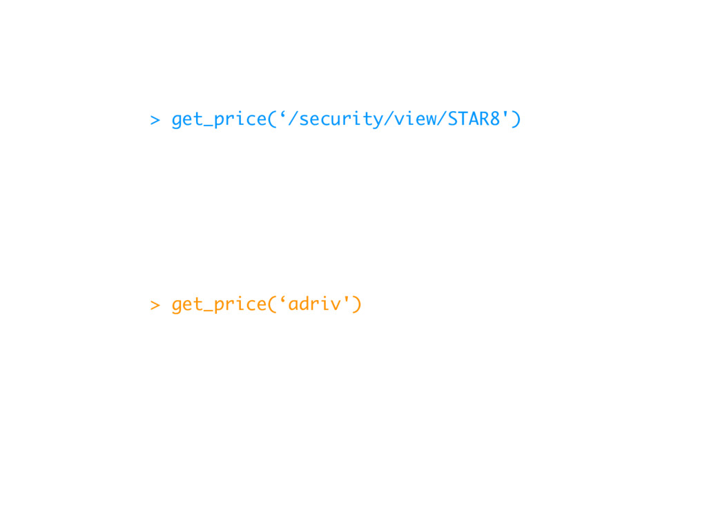 > get_price('/security/view/STAR8') # A tibble:...