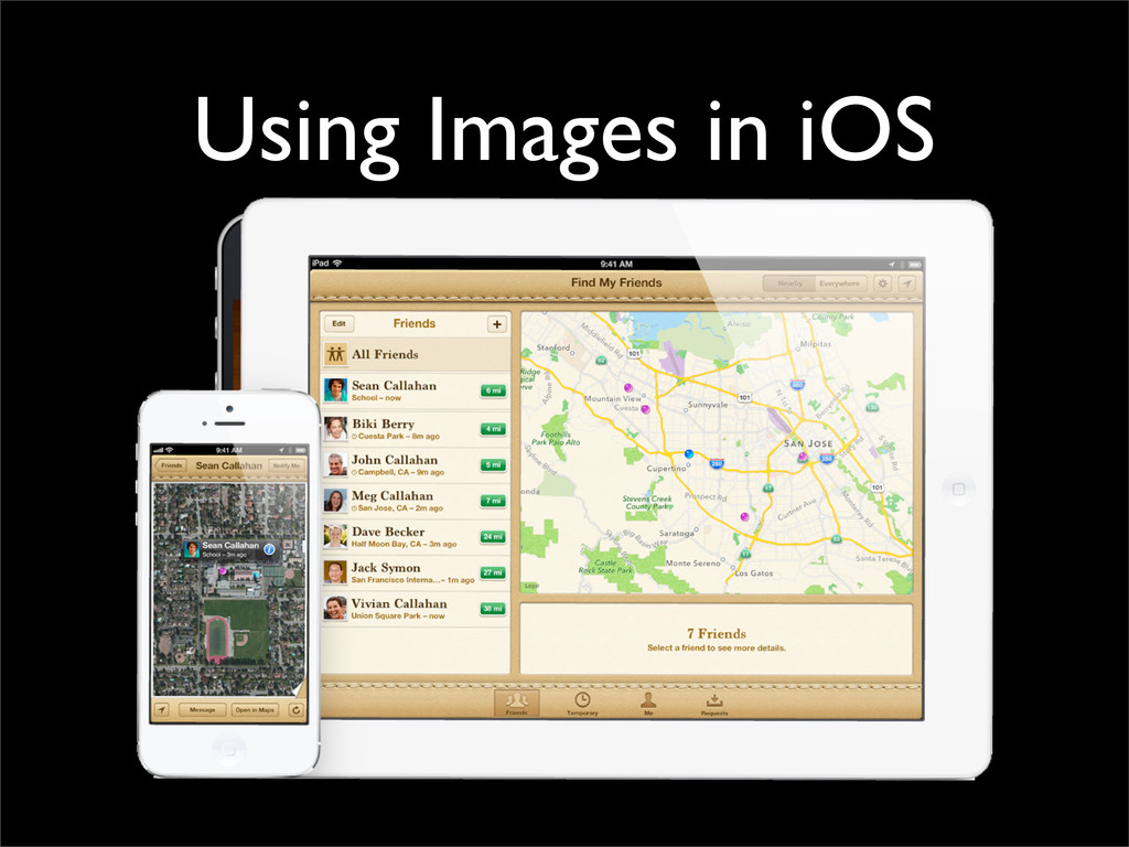 Using Images in iOS