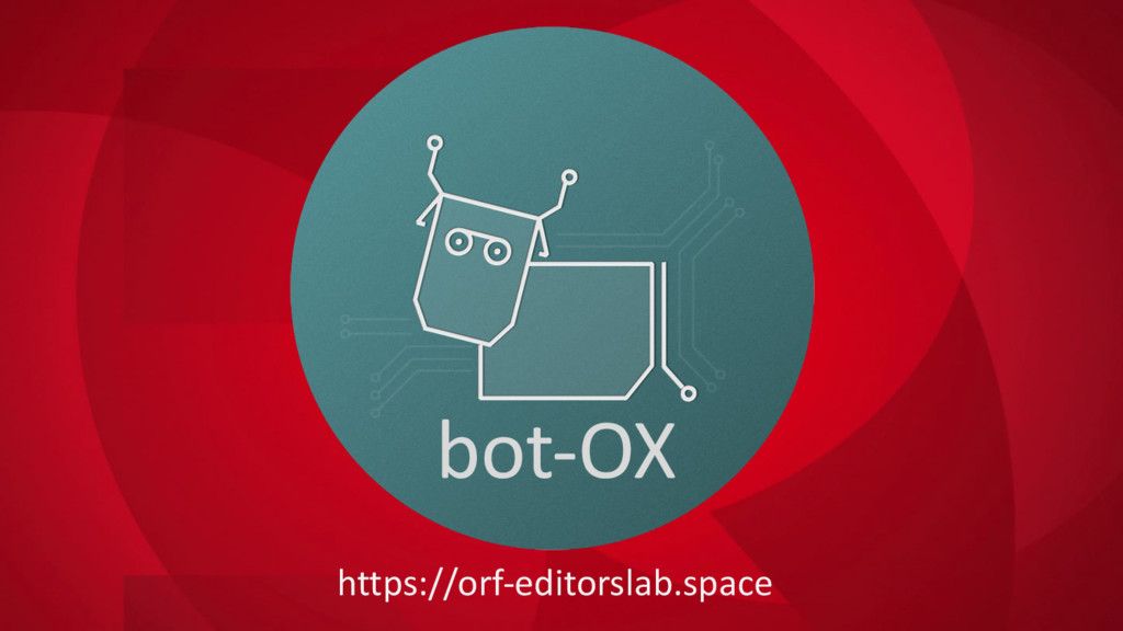bot-OX https://orf-editorslab.space