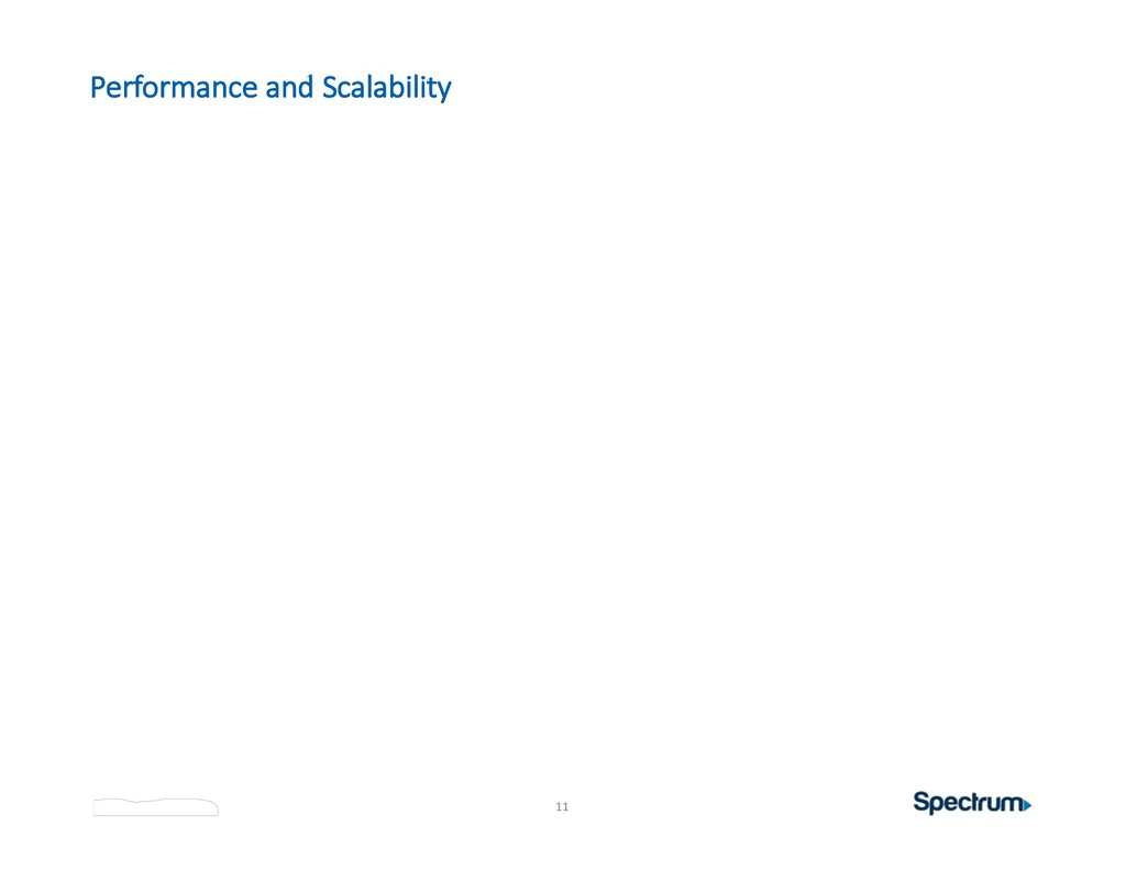 11 Performance and Scalability
