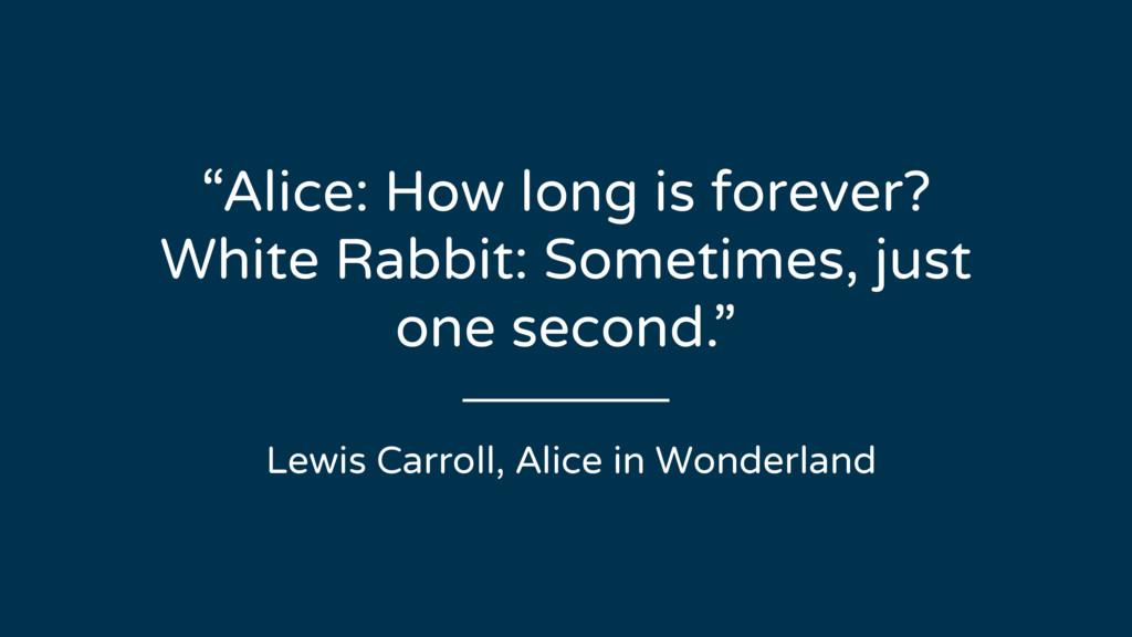"Lewis Carroll, Alice in Wonderland ""Alice: How ..."