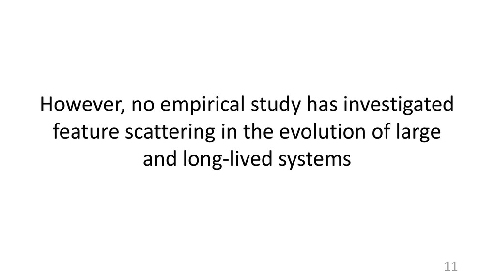 However, no empirical study has investigated fe...