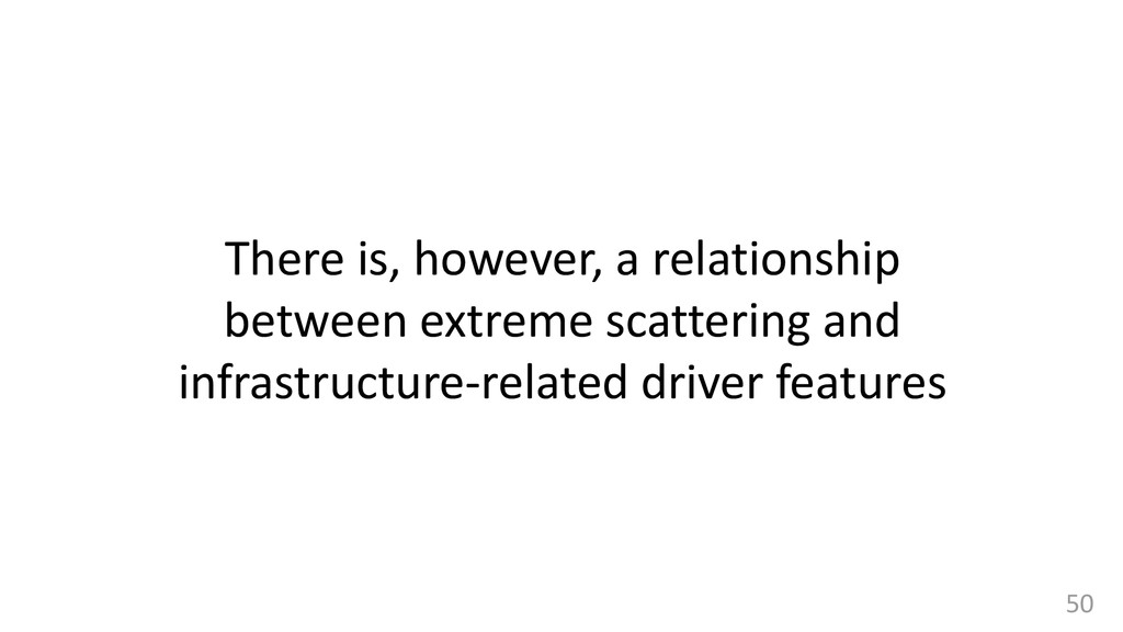 50 There is, however, a relationship between ex...