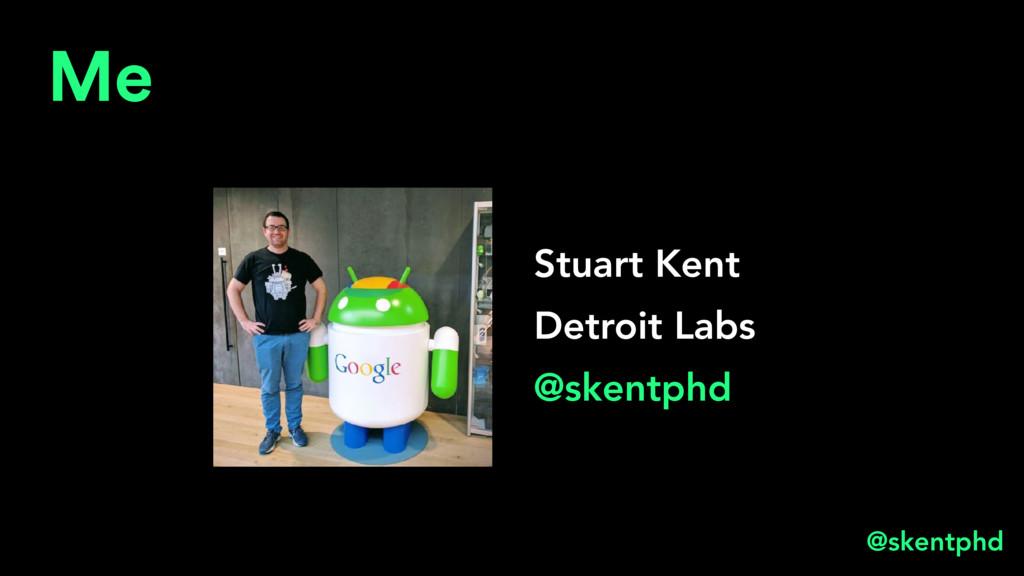 @skentphd Me Stuart Kent Detroit Labs @skentphd...
