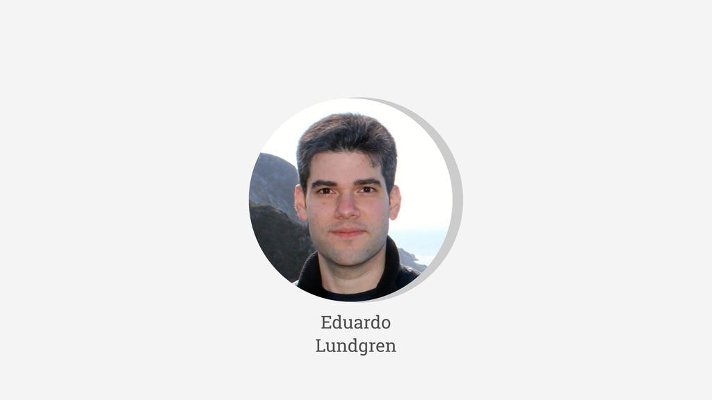 JavaScript Eduardo Lundgren