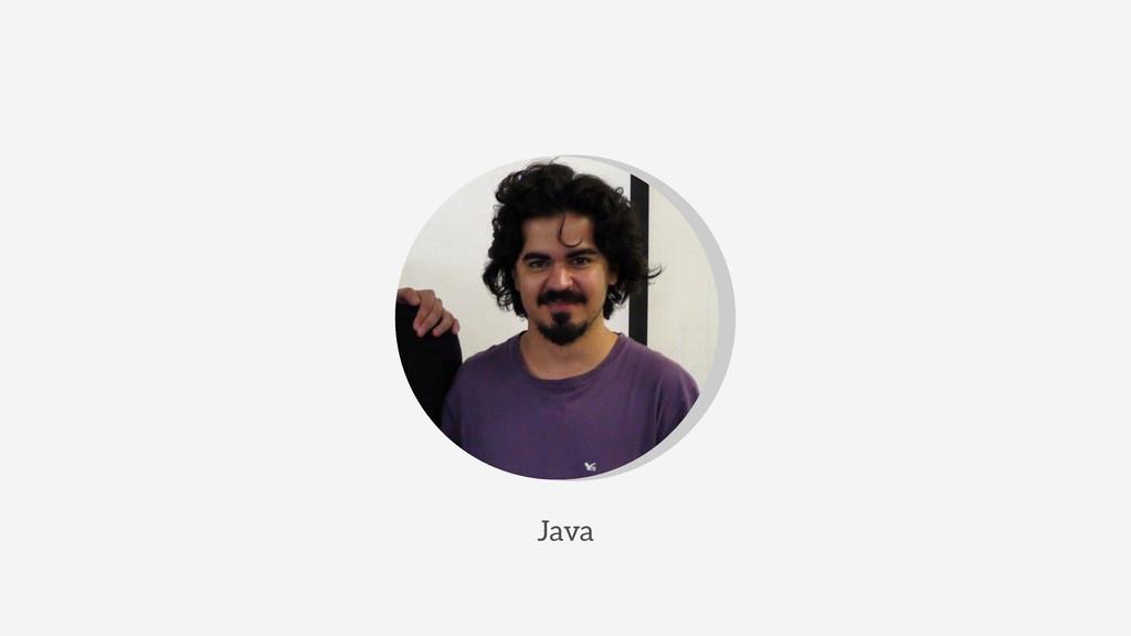 Realidade aumentada Java