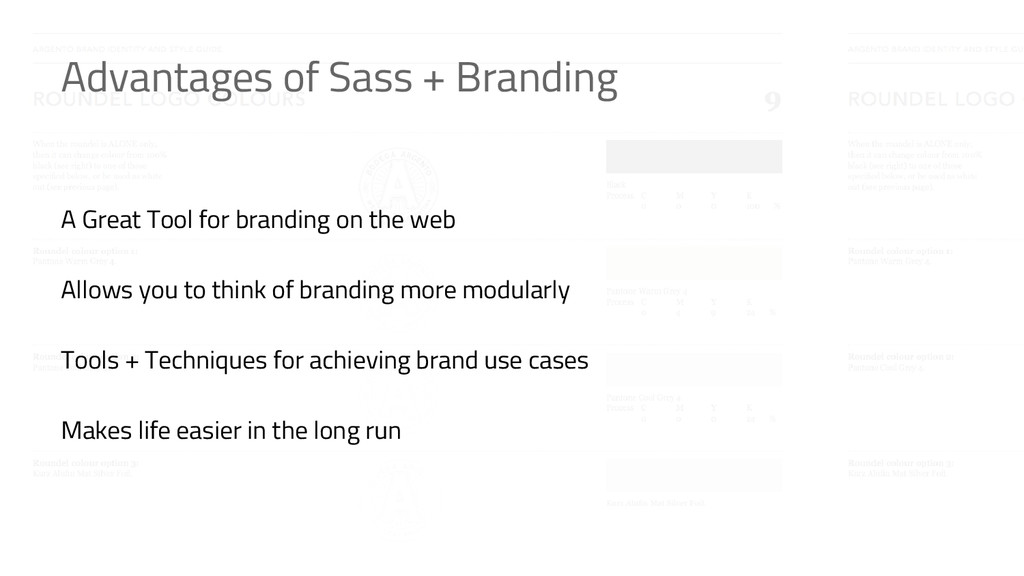 A Great Tool for branding on the web Allows you...