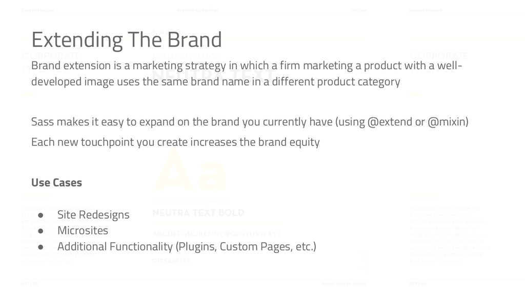 Brand extension is a marketing strategy in whic...