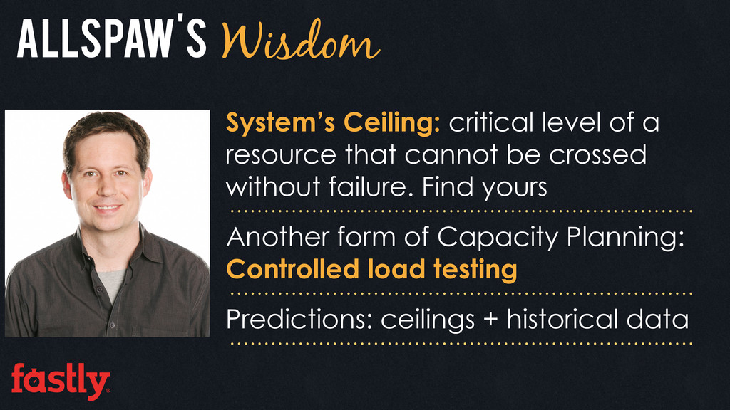 System's Ceiling: critical level of a resource ...