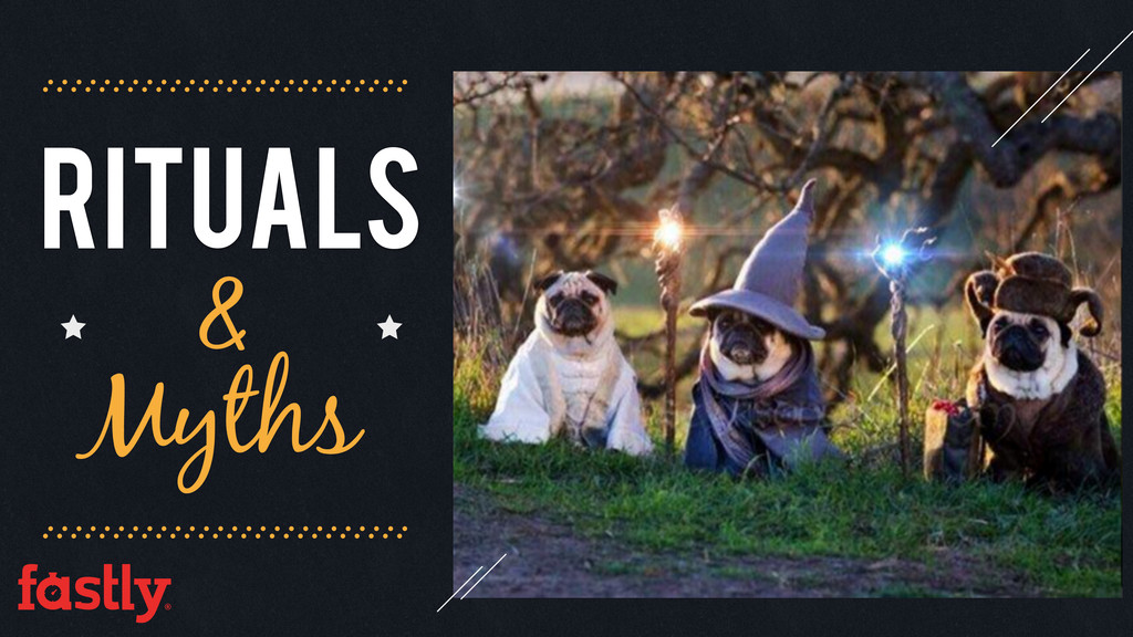Rituals & Myths