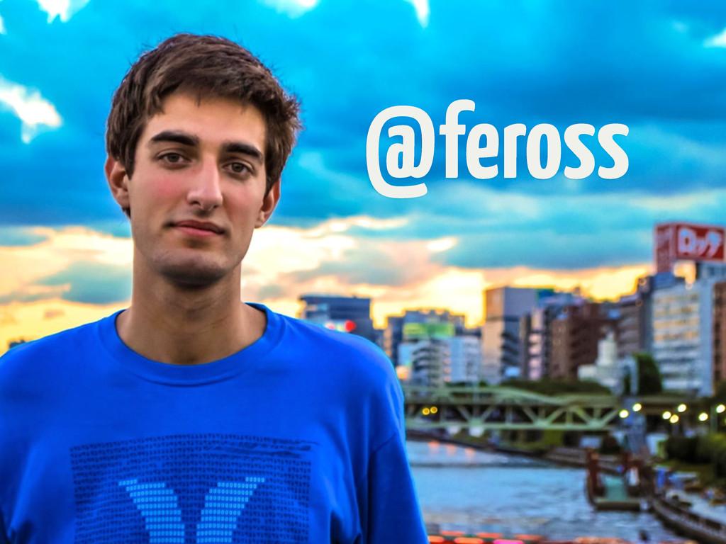 @feross