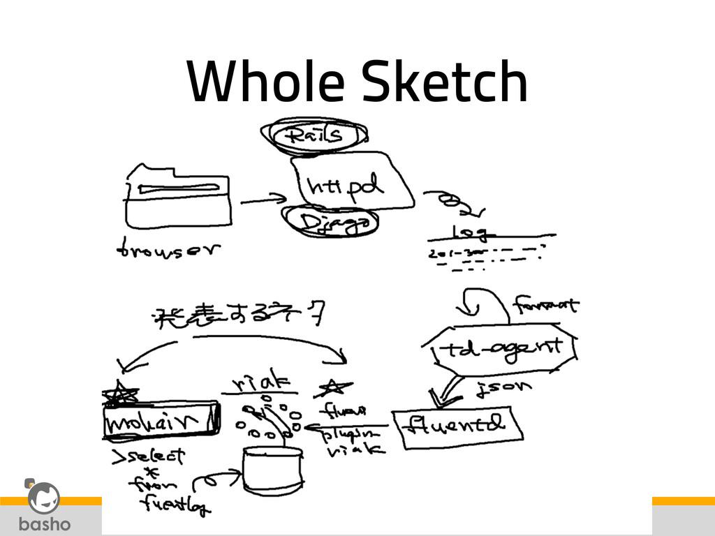 Whole Sketch