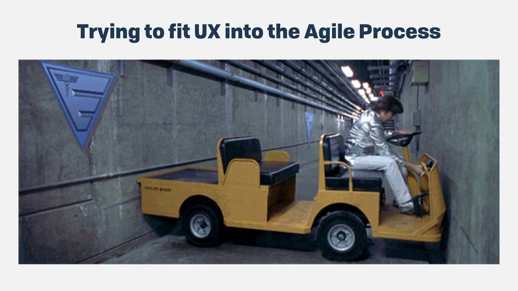 Trying to fit UX into the Agile Process