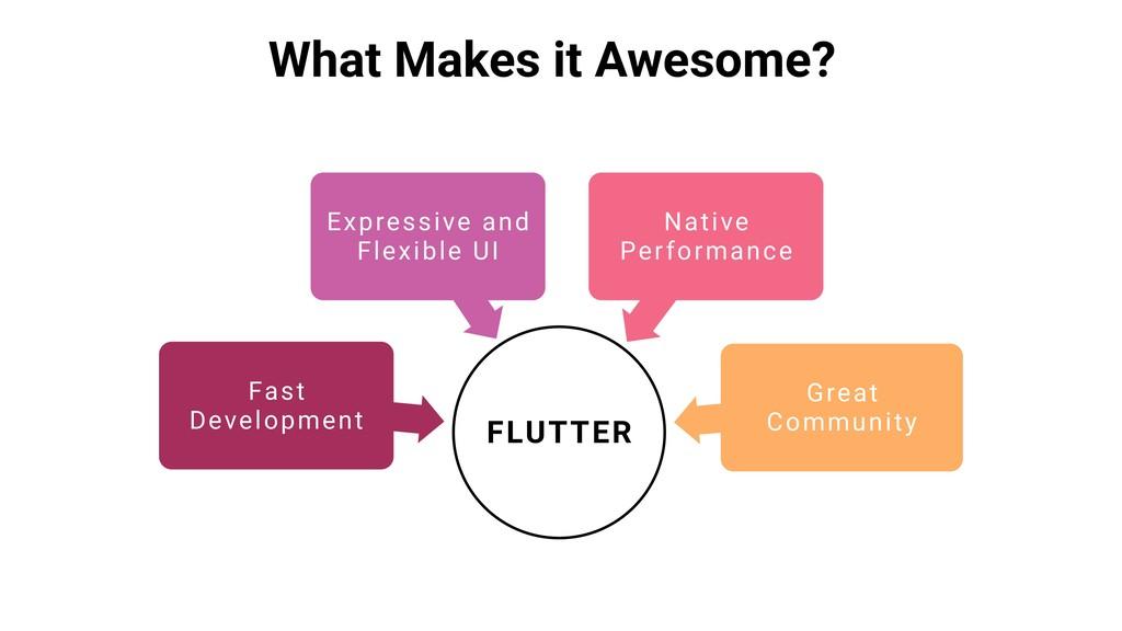 FLUTTER Fast Development Expressive and Flexibl...
