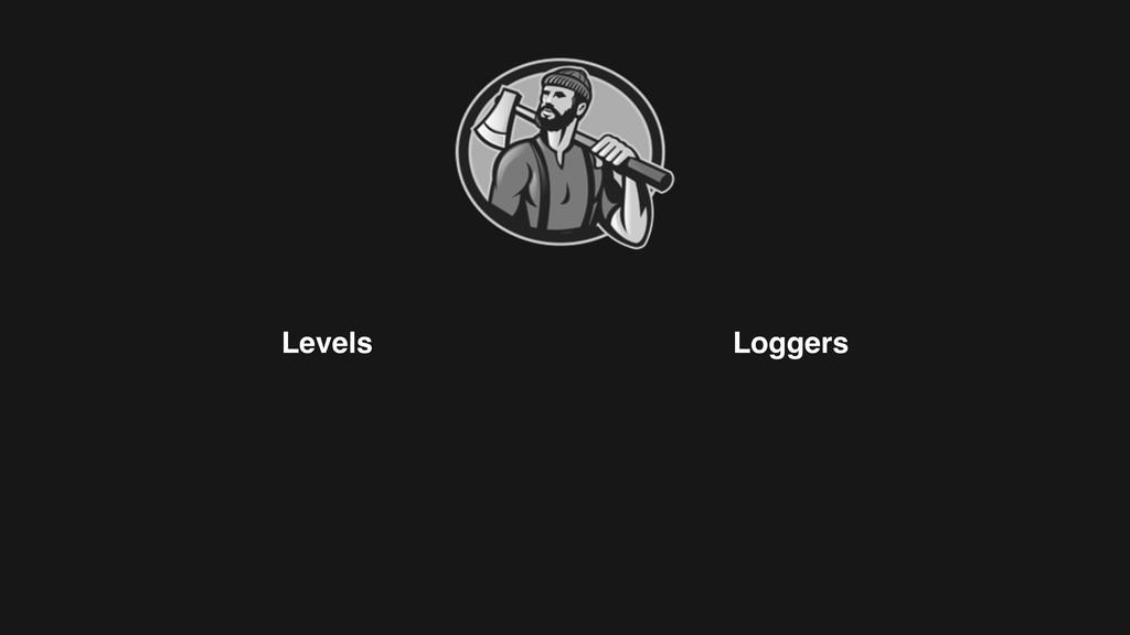 Levels Loggers